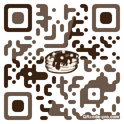 QR code with logo 2pD30