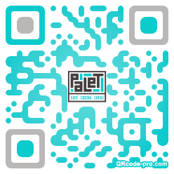 QR code with logo 2pEo0