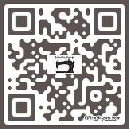 QR code with logo 2pGW0