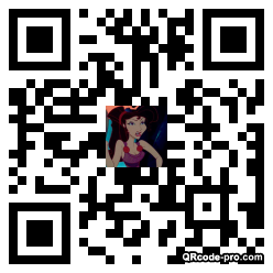 QR code with logo 2pLd0