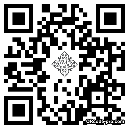 QR code with logo 2pMf0