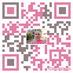 QR code with logo 2pRP0