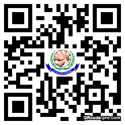 QR code with logo 2pRy0