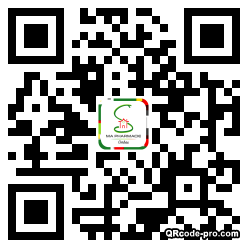 QR code with logo 2pVp0