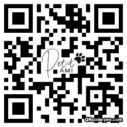 QR code with logo 2pZj0