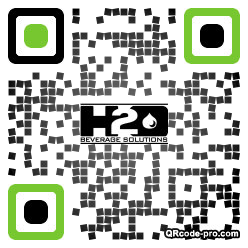 QR code with logo 2pe90