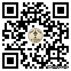 QR code with logo 2pnh0
