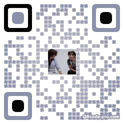 QR code with logo 2pvN0