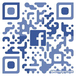 QR code with logo 2pwk0