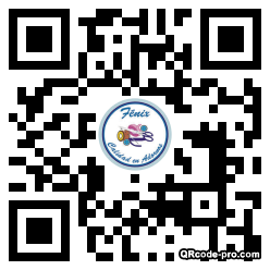 QR code with logo 2pzS0