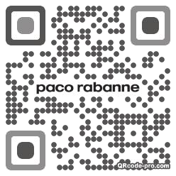 QR code with logo 2q7m0