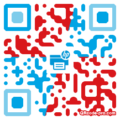 QR code with logo 2q8g0