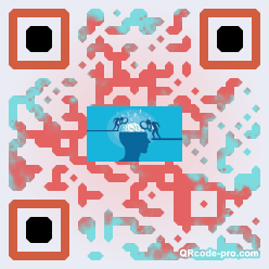 QR code with logo 2qIT0