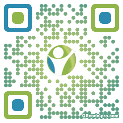 QR code with logo 2qRO0