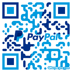 QR code with logo 2qV80