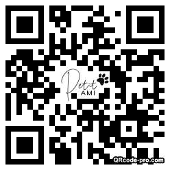 QR code with logo 2qgy0