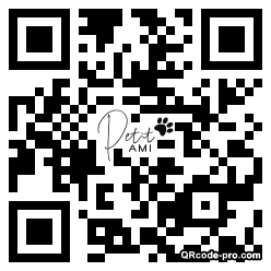 QR code with logo 2qj00
