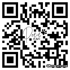 QR code with logo 2qj30