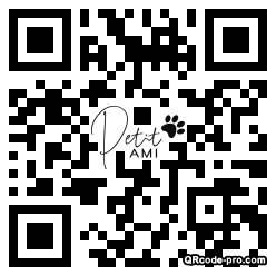 QR code with logo 2qjd0