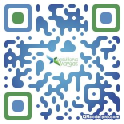 QR code with logo 2r1K0