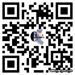 QR code with logo 2r2T0