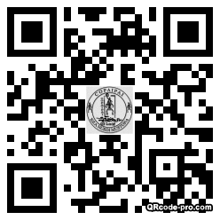 QR code with logo 2r6K0