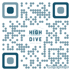 QR code with logo 2r6T0