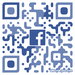 QR code with logo 2r8X0