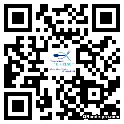 QR code with logo 2r9d0
