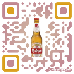 QR code with logo 2rD20