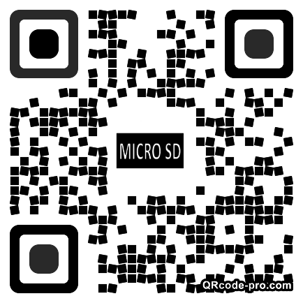 QR code with logo 2rFR0
