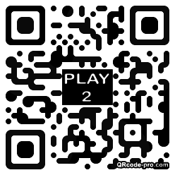 QR code with logo 2rG90