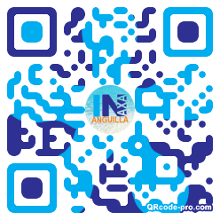 QR code with logo 2rIf0