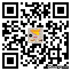 QR code with logo 2rLk0