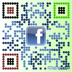 QR code with logo 2rN60