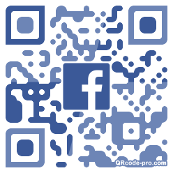 QR code with logo 2rRS0