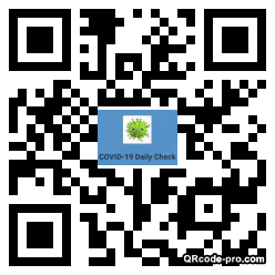 QR code with logo 2rS40