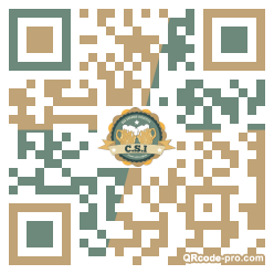 QR code with logo 2rUM0