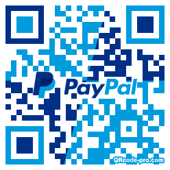 QR code with logo 2rbA0