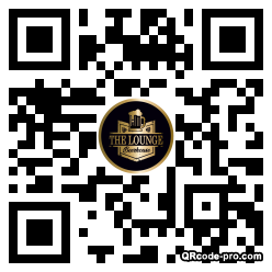 QR code with logo 2rev0
