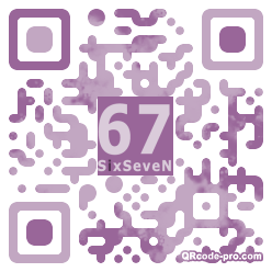 QR code with logo 2rl50