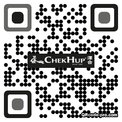 QR code with logo 2rlV0