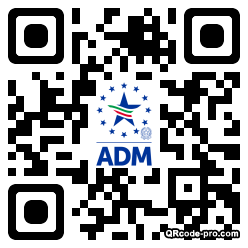 QR code with logo 2rmE0