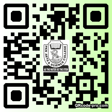 QR code with logo 2rrF0