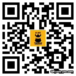 QR code with logo 2s1J0