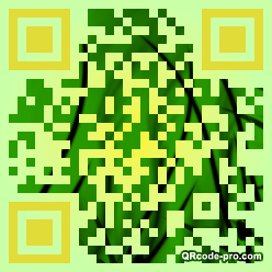 QR code with logo 2s3j0