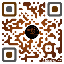 QR code with logo 2sBX0