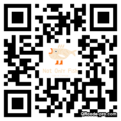 QR code with logo 2sK80