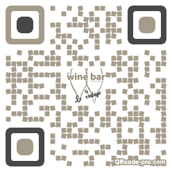 QR code with logo 2sKs0