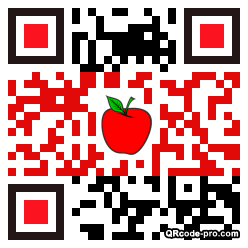 QR code with logo 2sMB0
